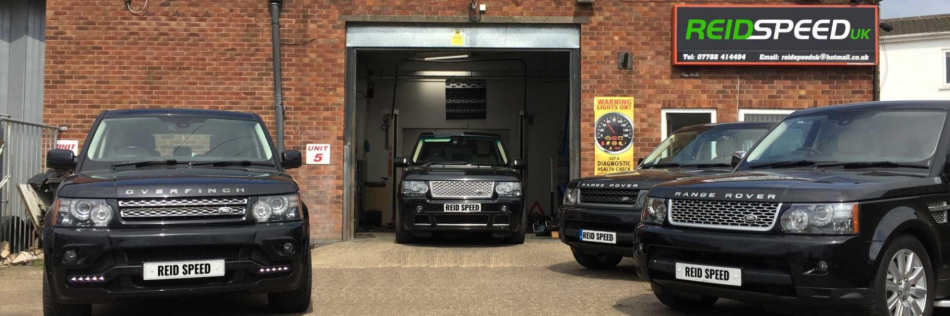 Reid Speed Land Rover Specialists